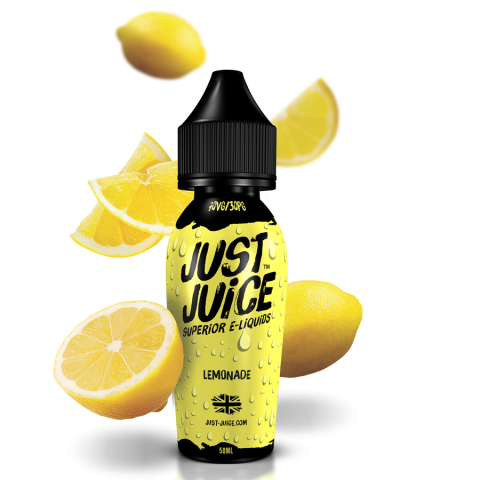 Lemonade Shortfill eLiquid from Just Juice