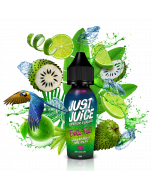 Guanalime Shortfill eLiquid by Just Juice