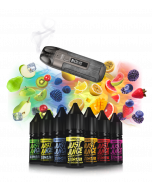 Stoptober Nic Salt Swap Kit by Just Juice
