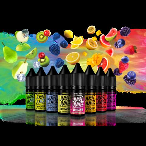 Just Juice 50/50 Full Core Range
