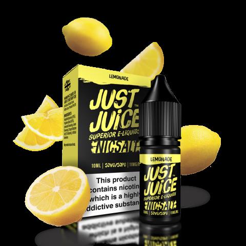 Lemonade Nic Salt eLiquid from Just Juice