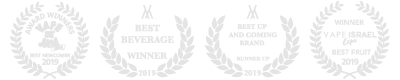 Just Juice Award Logos