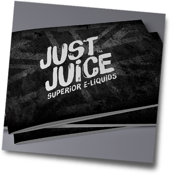 Just Juice Brochure